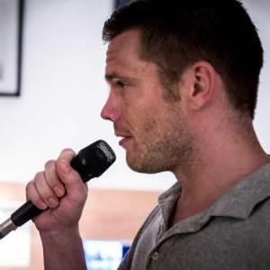 Jeroen Kriek zang docent