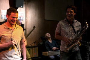 docenten muziek podium plezier