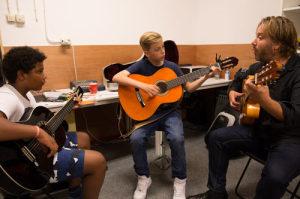 gitaar les muziekles groningen