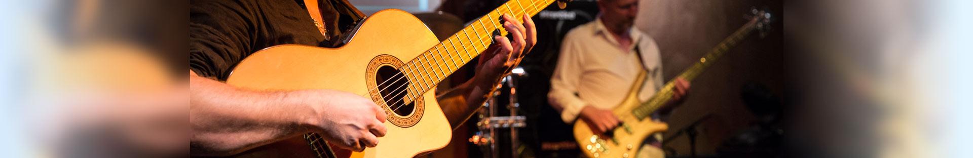 gitaar muziekles groningen
