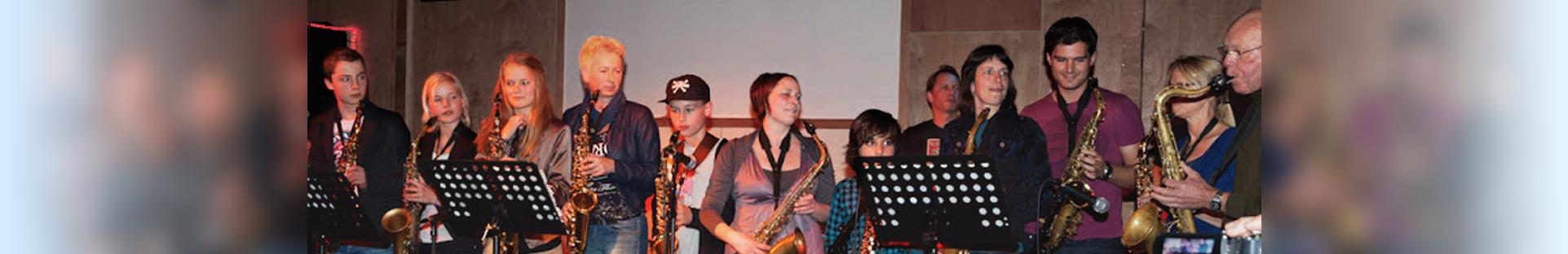 sessie samenspel muziekles groningen